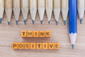 état d'esprit positif